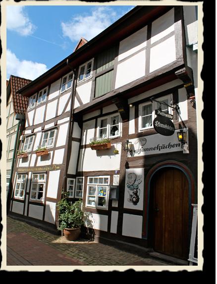 Restaurant Pfannekuchen Hameln Eingang